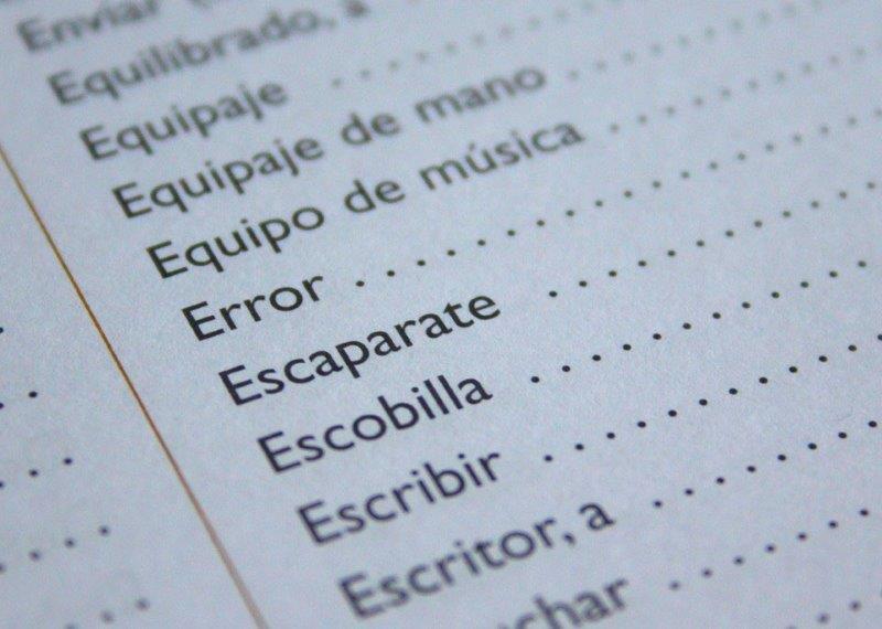 Tradução juramentada espanhol sp